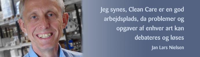 Jan Lars tale